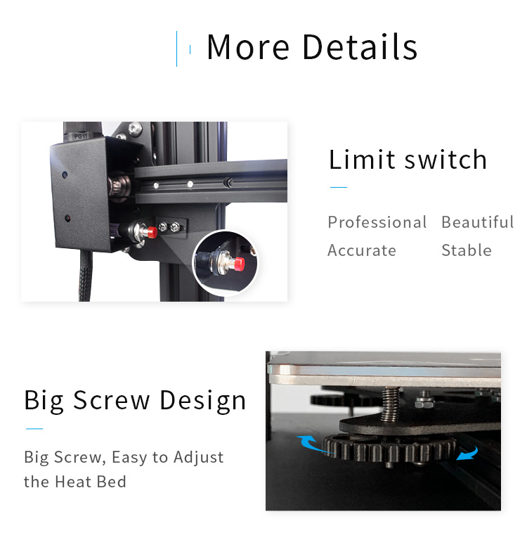 MINGDA D2 230*230*260mm DIY 3d printer (图16)